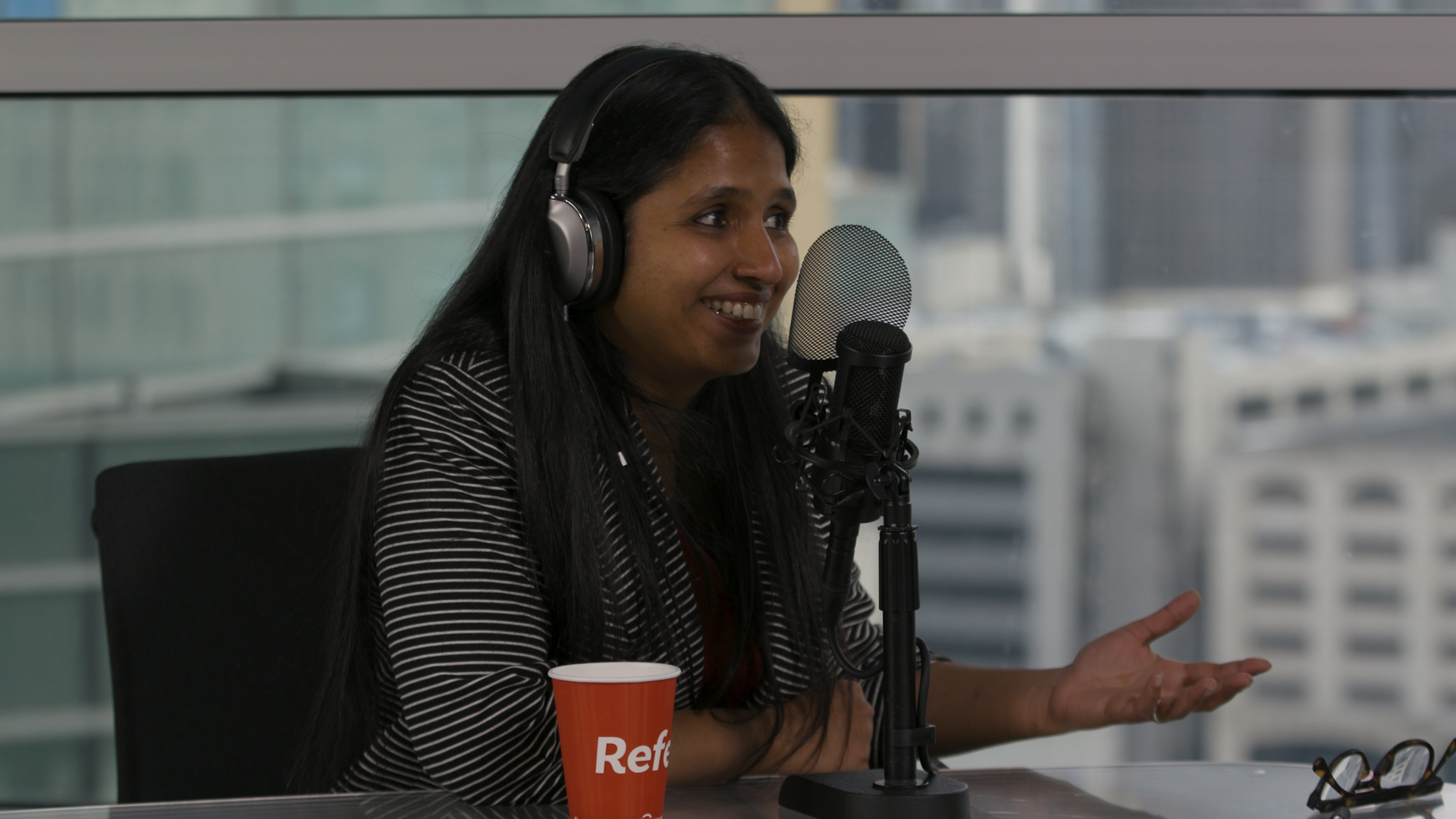 THE SPEED OF THE GAME: EPISODE 4 - DR. SHOHINI GHOSE