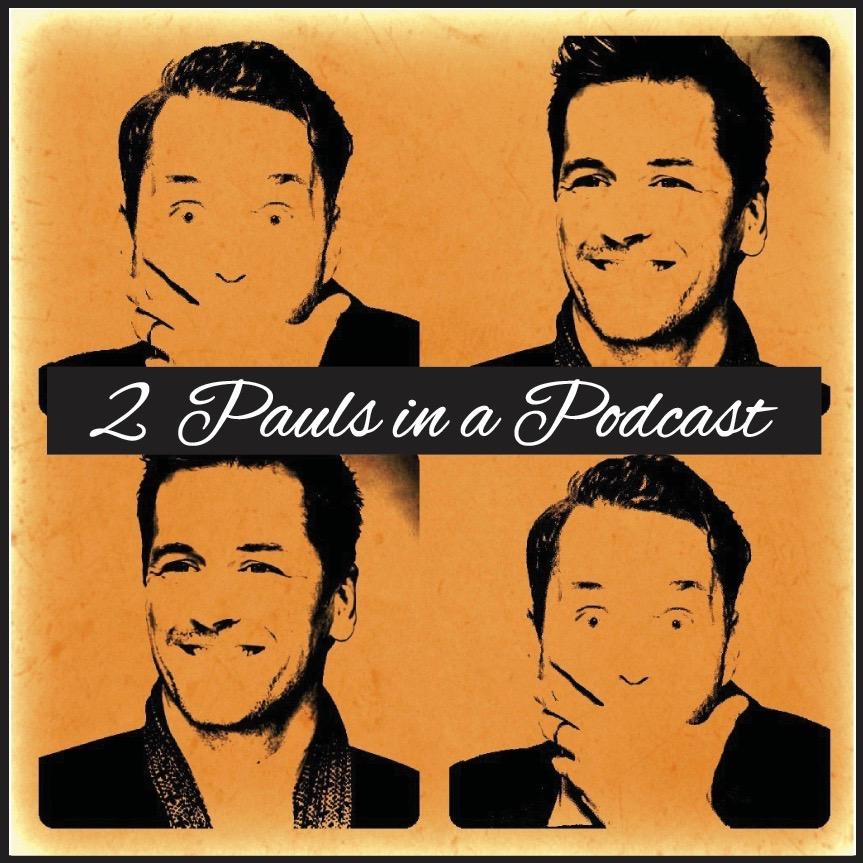 2 PAULS PODCAST IN STUDIO