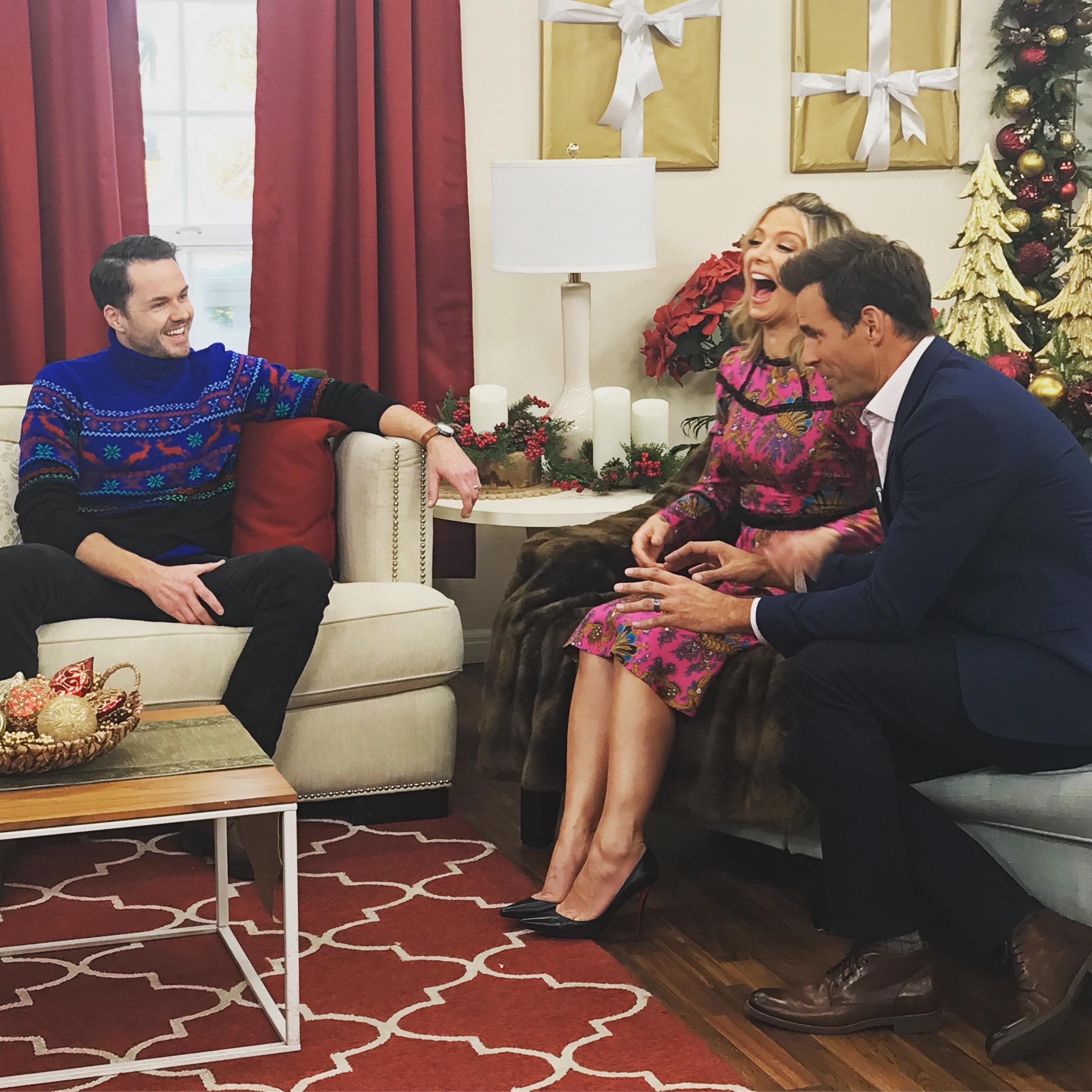 HOME AND FAMILY TV NOV 2018