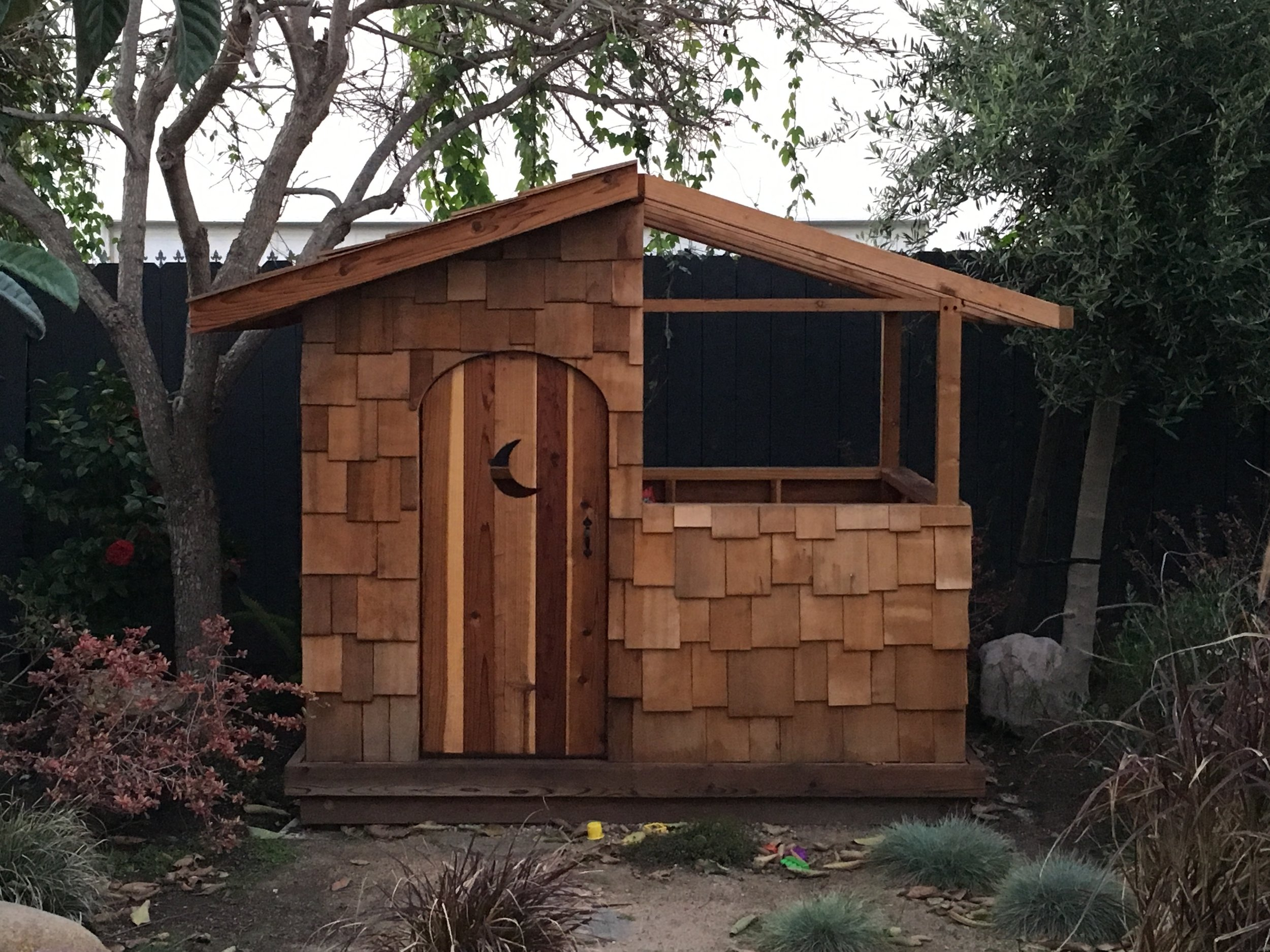 PLAYHOUSE in REDWOOD  2015