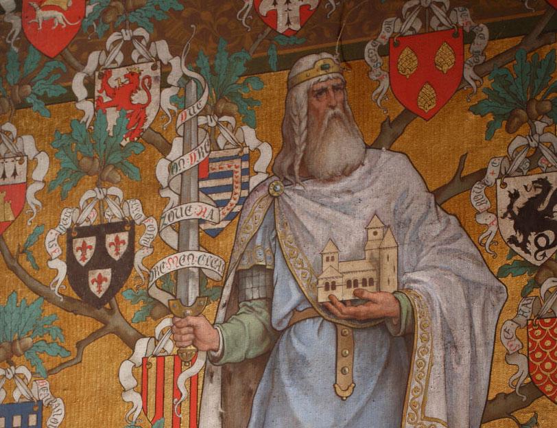 Rivallon, premier seigneur de Combourg