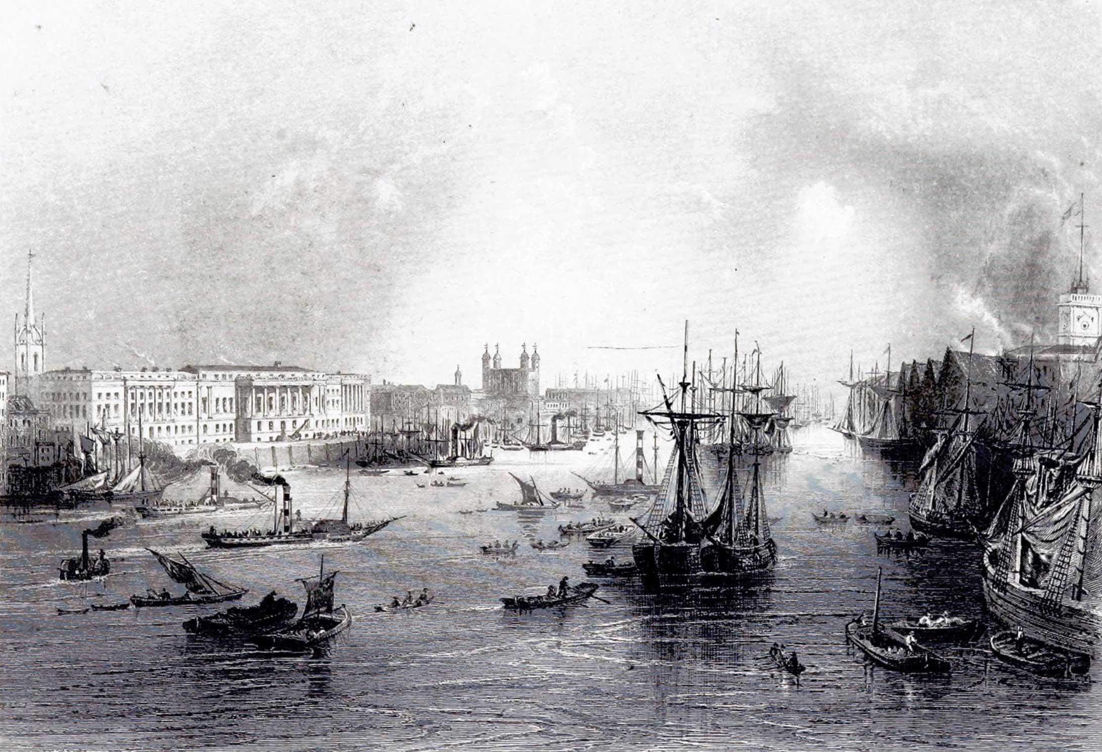 Port de Londres