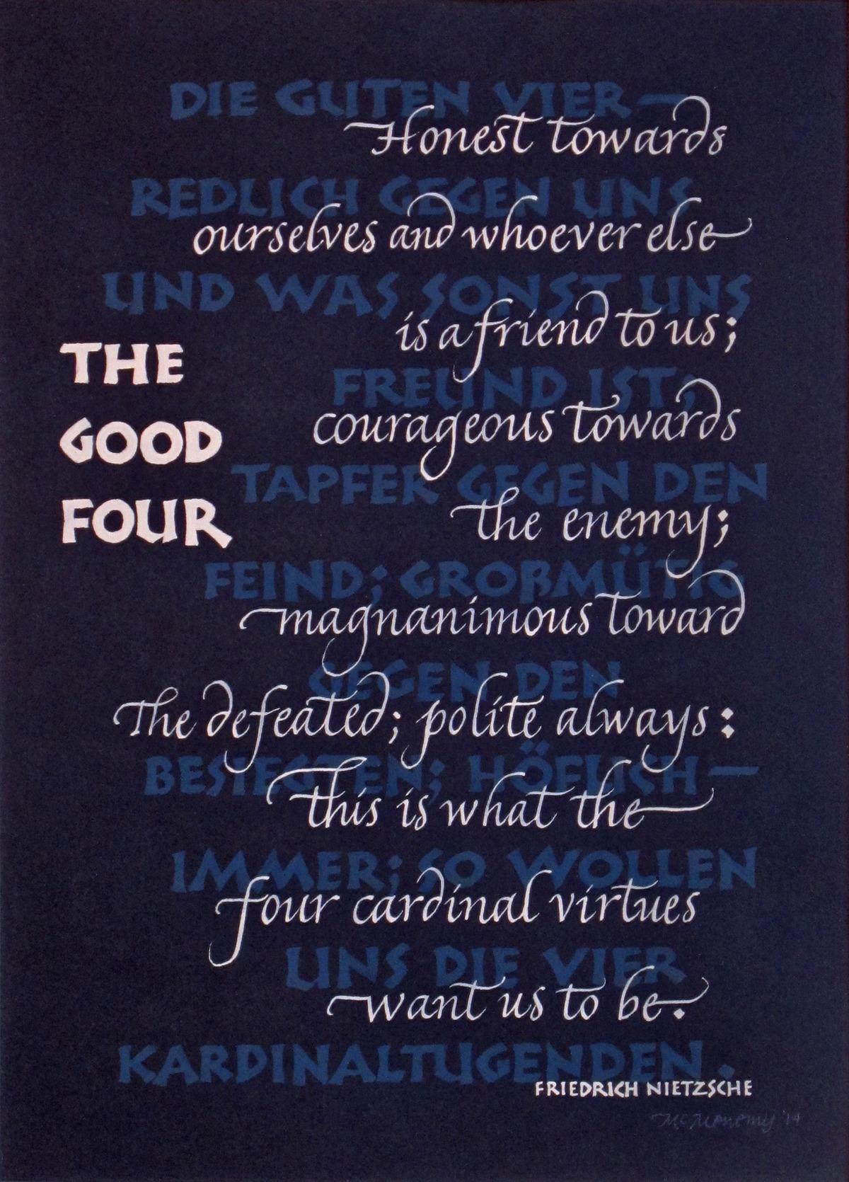 The Good Four