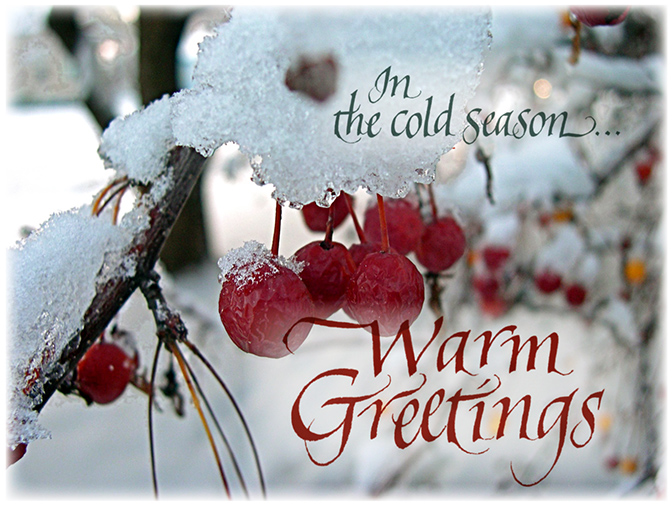 Warm Greetings 1
