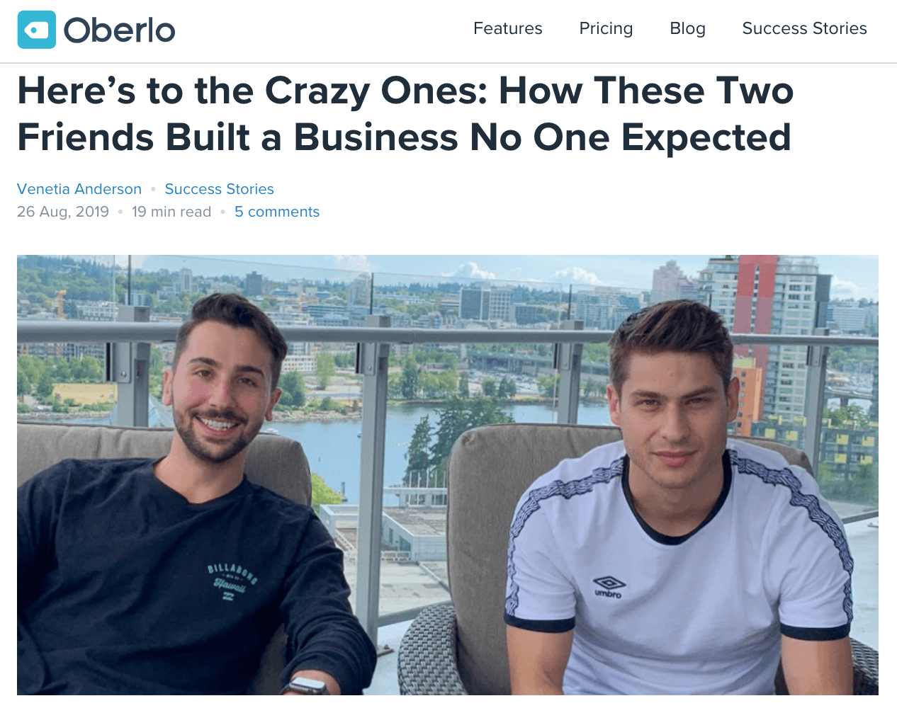 Read about how we took our eCommerce business from $0 to $350,00+ USD in sales in 9 months. All on a bootstrapped budget!