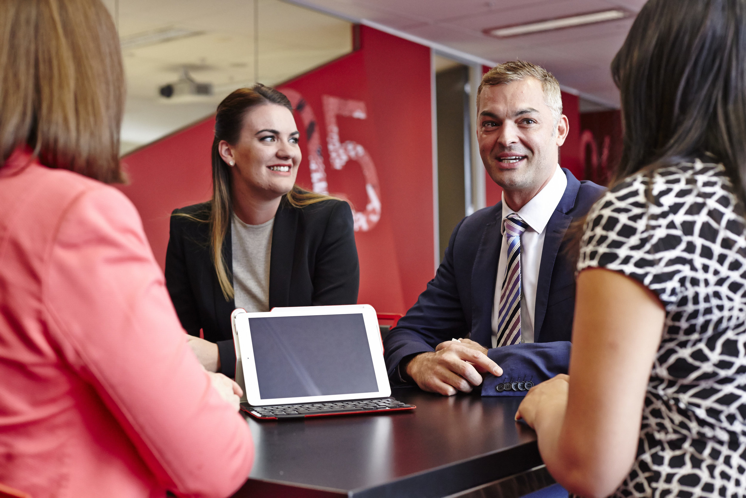 WESTPAC - INTRANET PORTRAITS