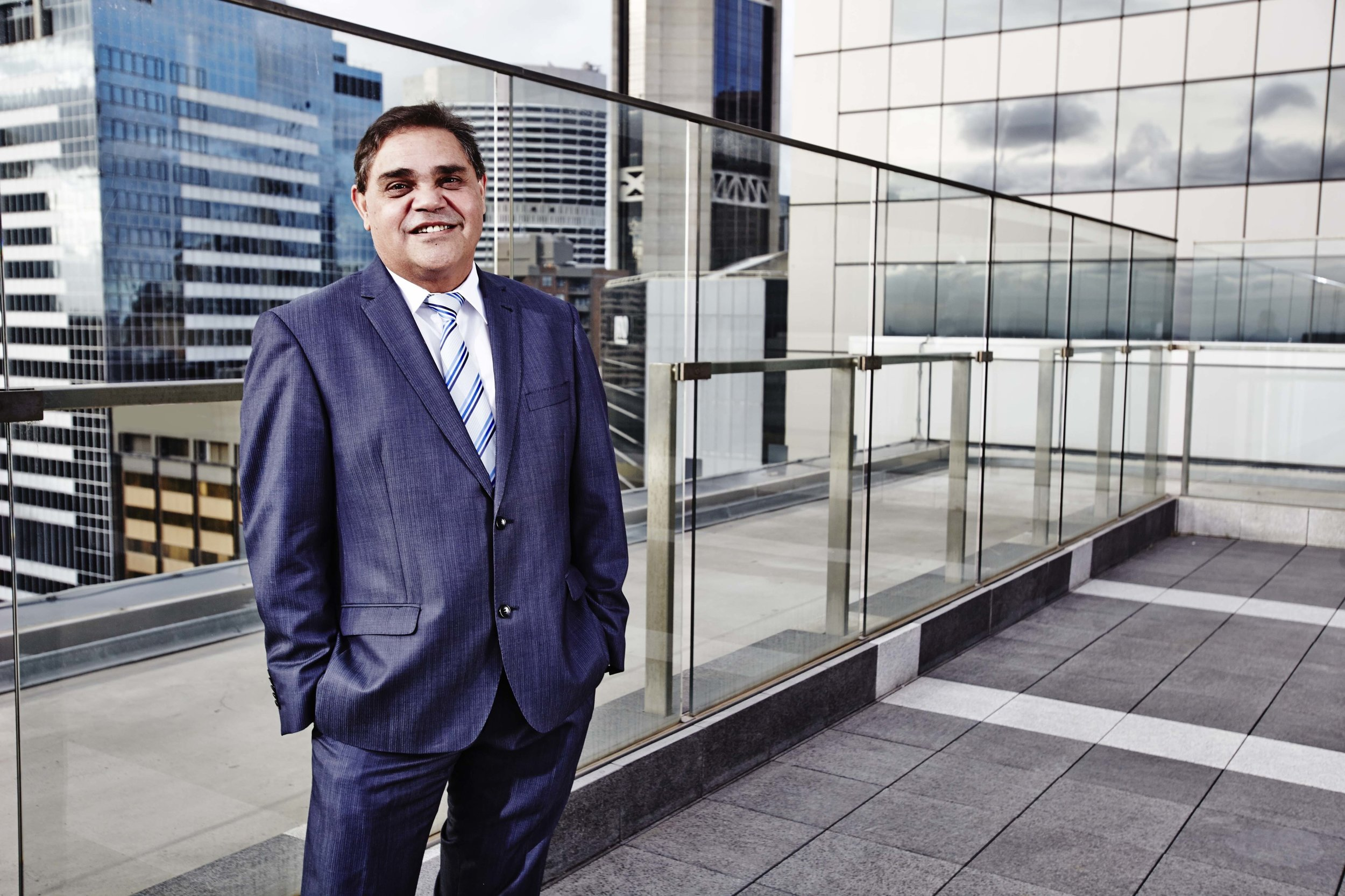 WESTPAC - INDIGENOUS LEADERS PORTRAITS