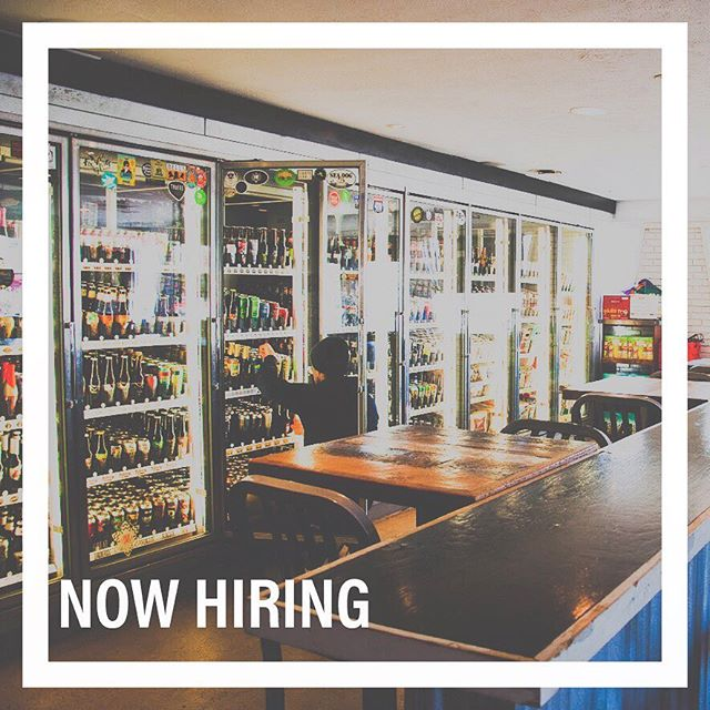 We're seeking experienced Line Cooks and Bartenders to join our team! Stop in and fill out an application!