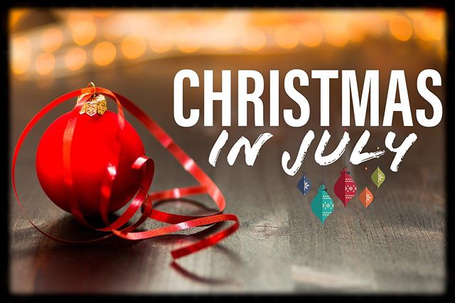 Celebrate Christmas in July with us this Thursday! Deschutes Jubiale, Harpoon Winter Warmer, Southern Tier Samoa This, Wyndridge Snow Owl, and Neshaminy Creek Mudbank will be on tap and ready to cool you down! *We will be closed Monday through Wednesday this week*