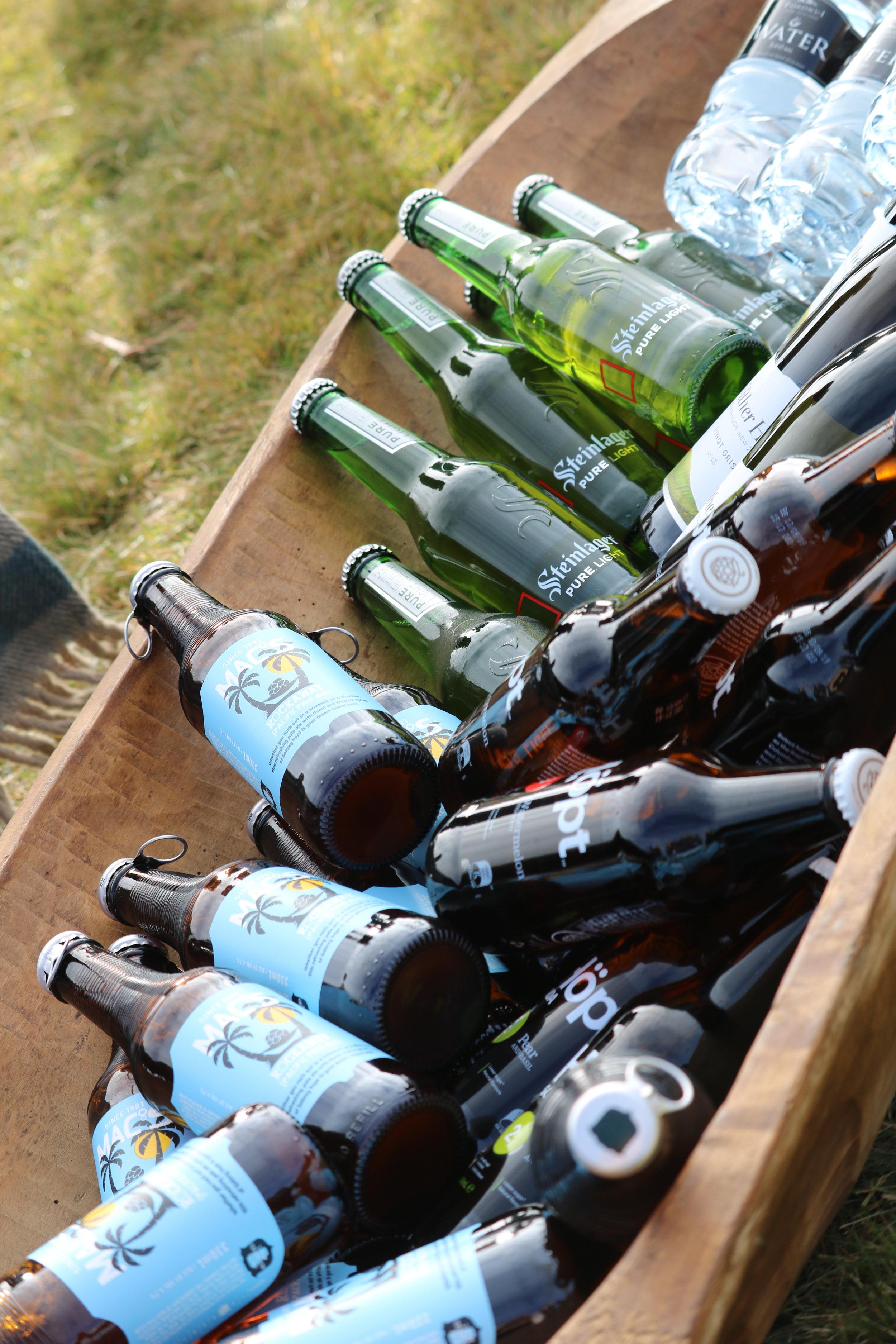 Poronui Passage - Drinks Selection.JPG