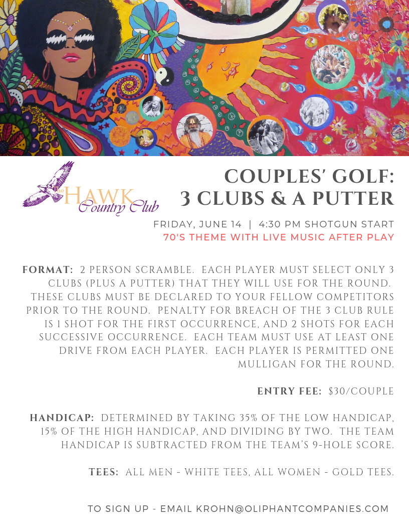 Hawk CC June Couples' Golf flyer.png