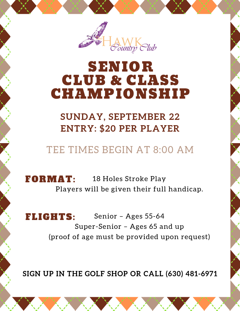 Hawk Senior Club and Class Championship flyer.png