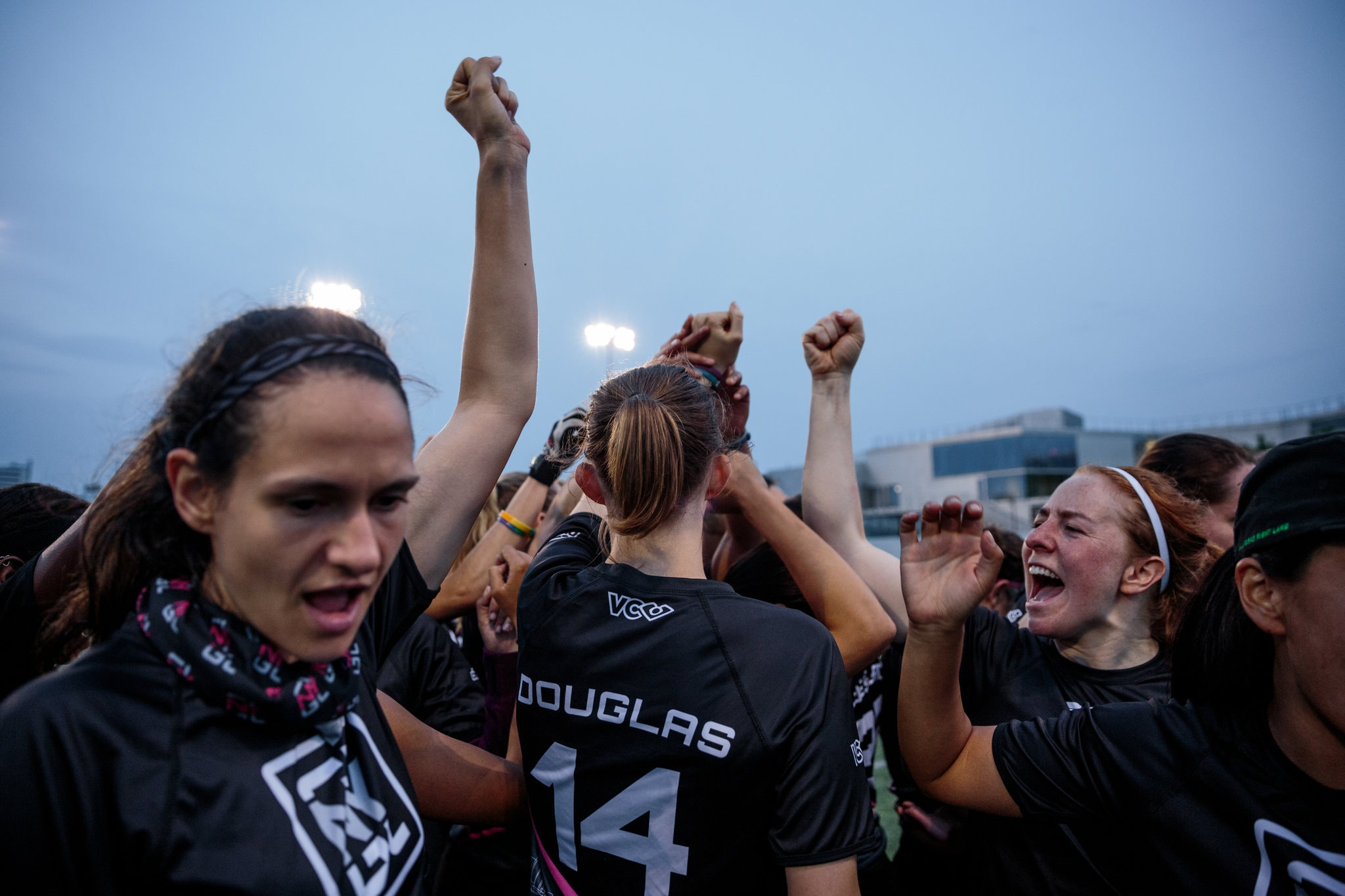Check out our NY Times feature! - Born of a Boycott, a Women's Ultimate Frisbee League Charts Its Own Path
