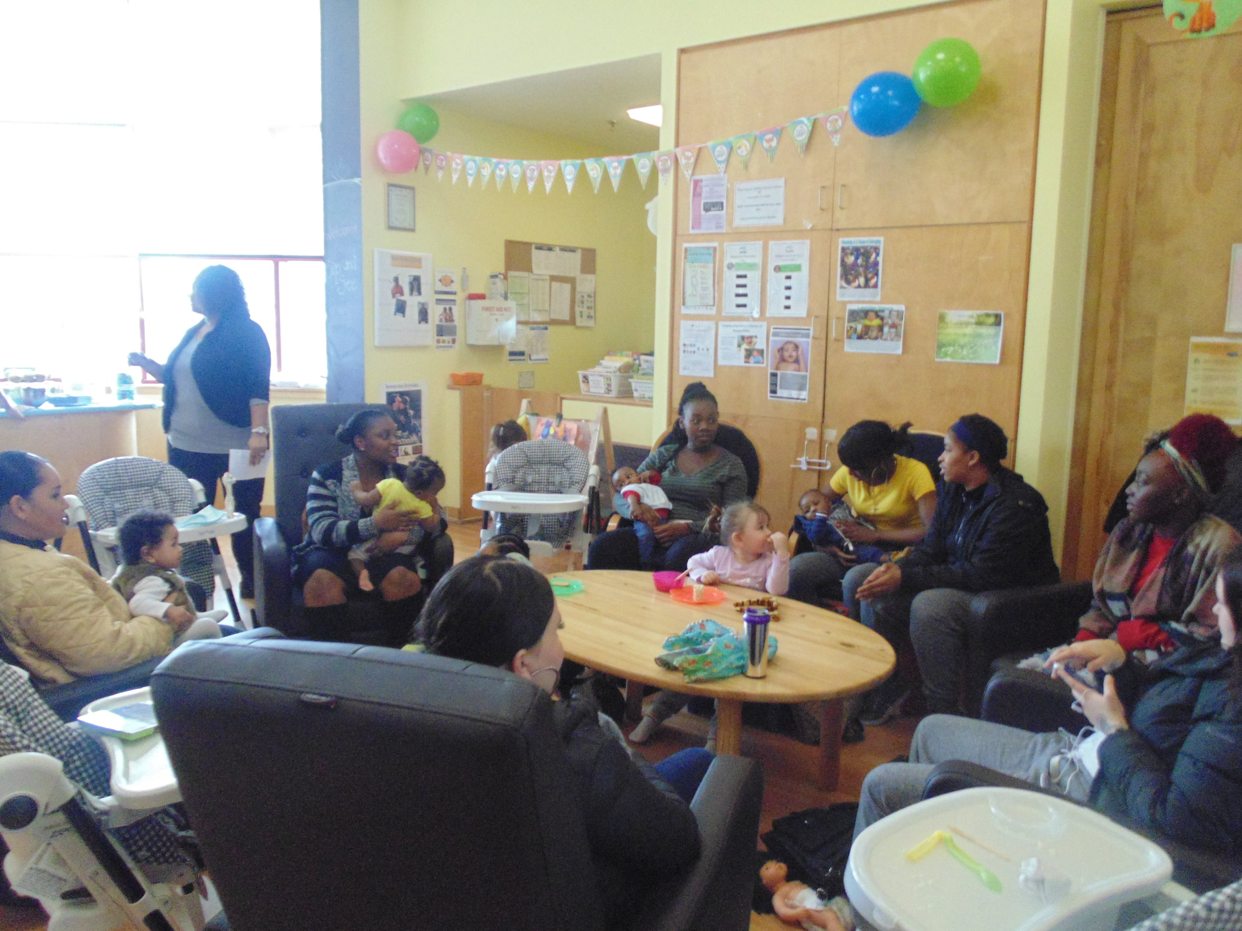 Jessie's Centre - The Centre was established by June Callwood to offer comprehensive services to pregnant teens and young mothers and their children facing enormous obstacles such as poverty and social isolation with programs available to provide help.www.jessiescentre.org