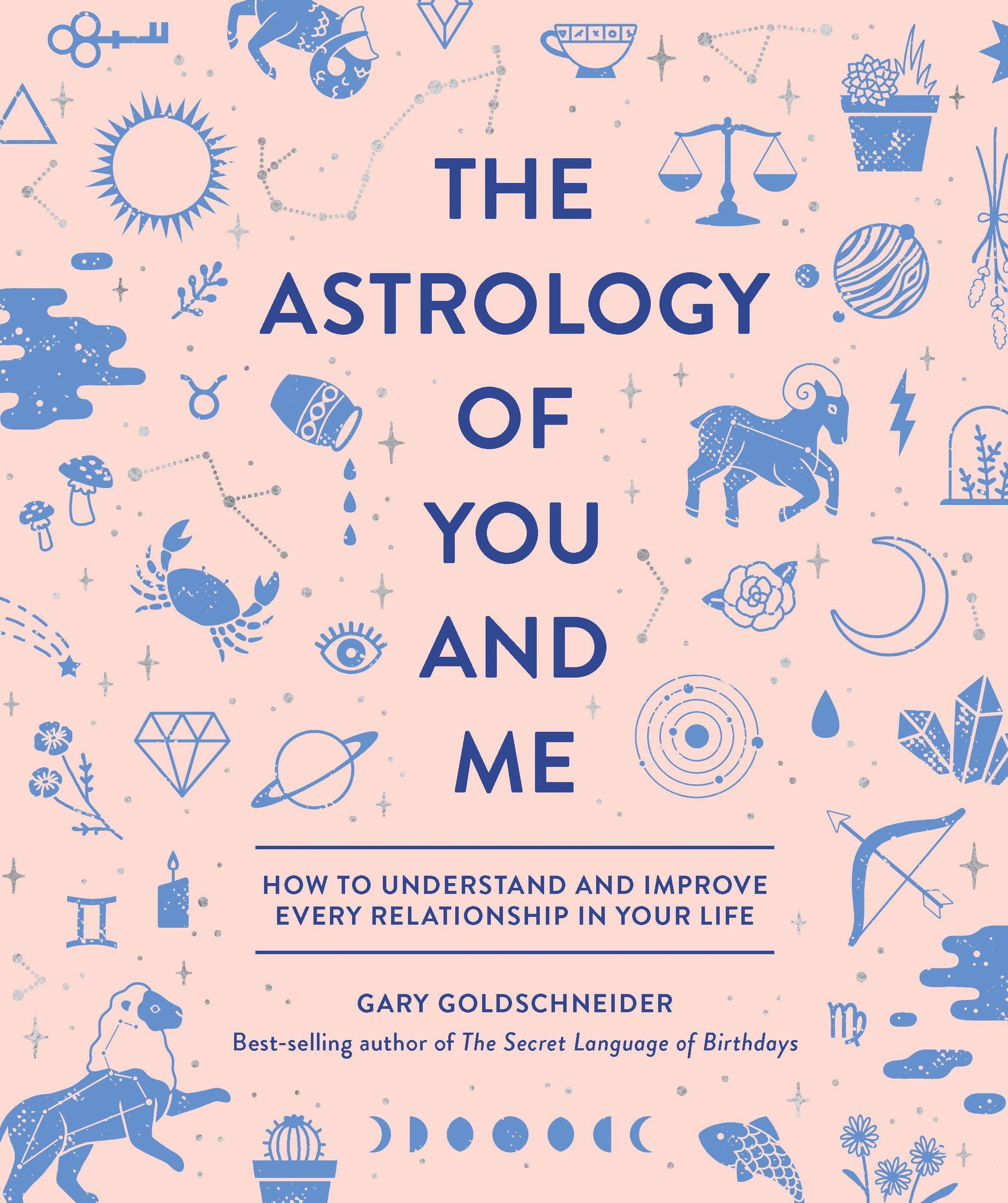 I believe all astrology signs can be compatible when we commit to understanding each other. This book helped me grasp sextile, conjunct and other significant zodiac relationships.