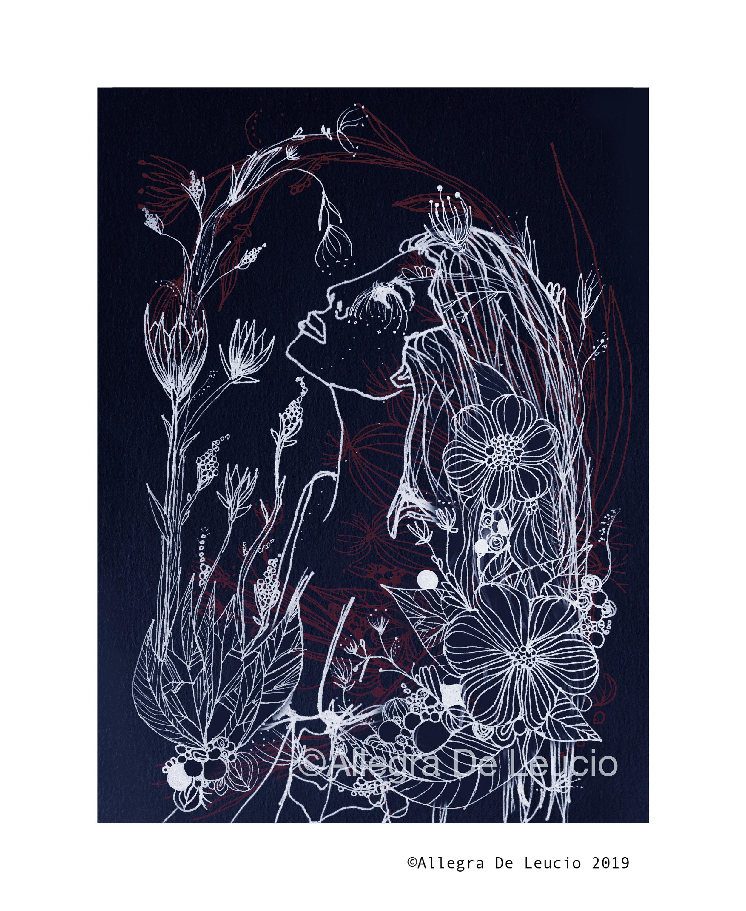 Botanical Tranquility - design #15