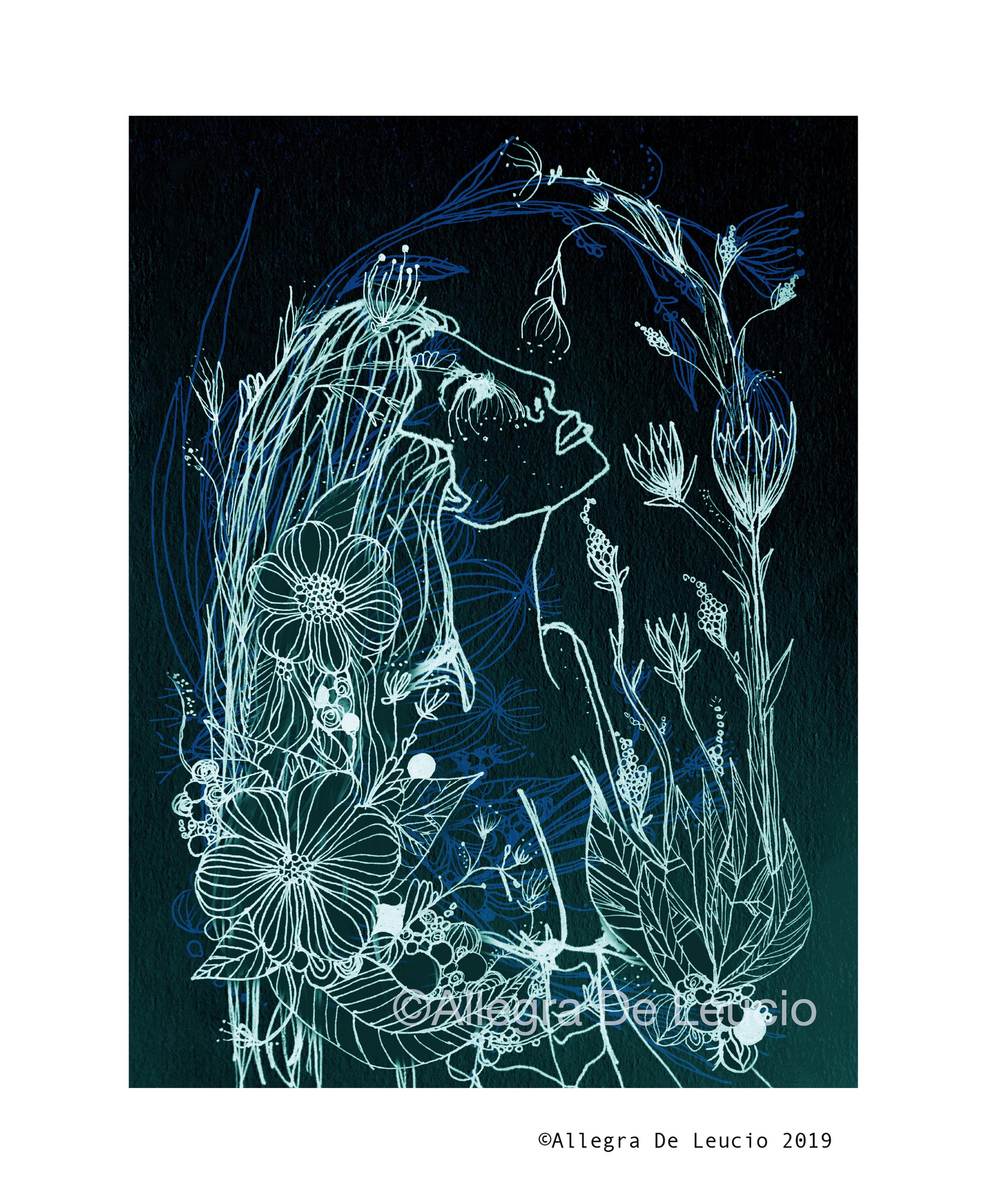 Botanical Tranquility - design #13