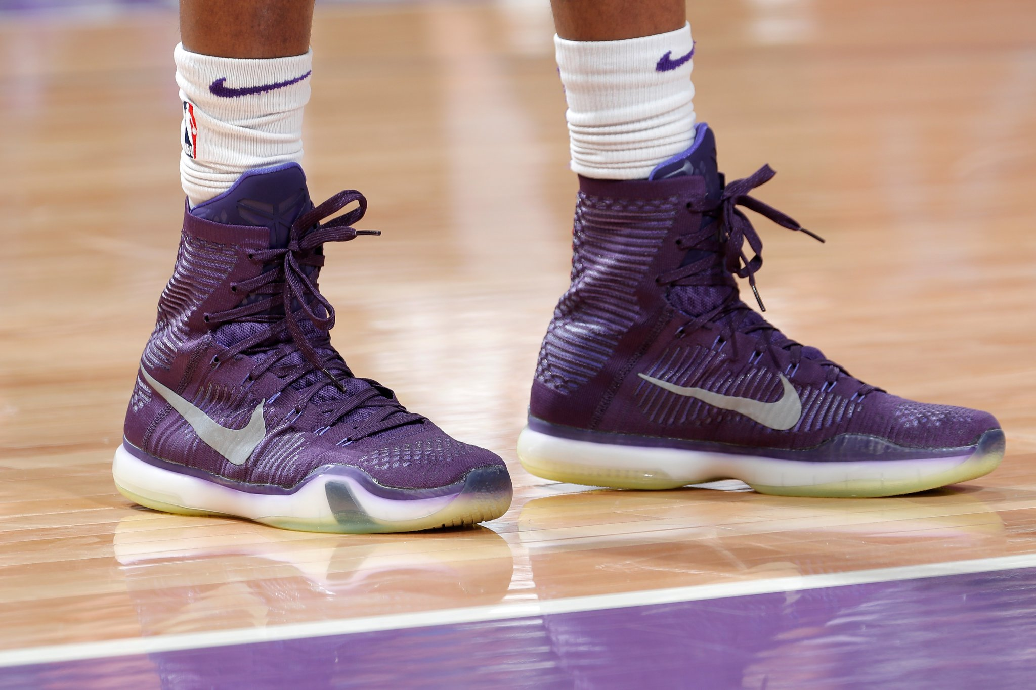 De'Aaron Fox balls out wearing the Nike Kobe X Elite - Brooklyn Nets vs. Sacramento Kings | March 19, 201927 Points9 Assists4 Rebounds1 Steal10-20 Shooting