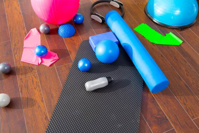 Yoga, Pilates,& Therapy Equipment -