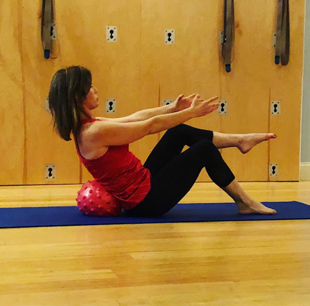 Stephanie Starr - Comprehensive Certified Pilates InstructorReformer and Mat