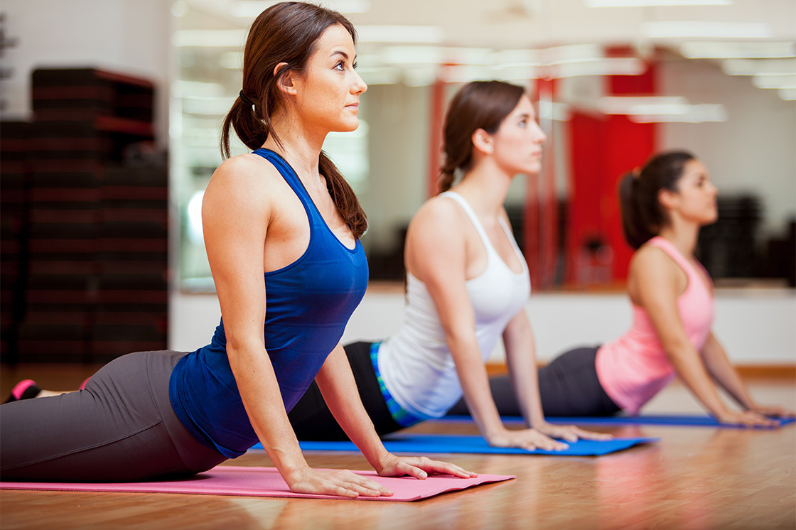 2 Weeks Unlimited Yoga Classes only $35 - $65 value