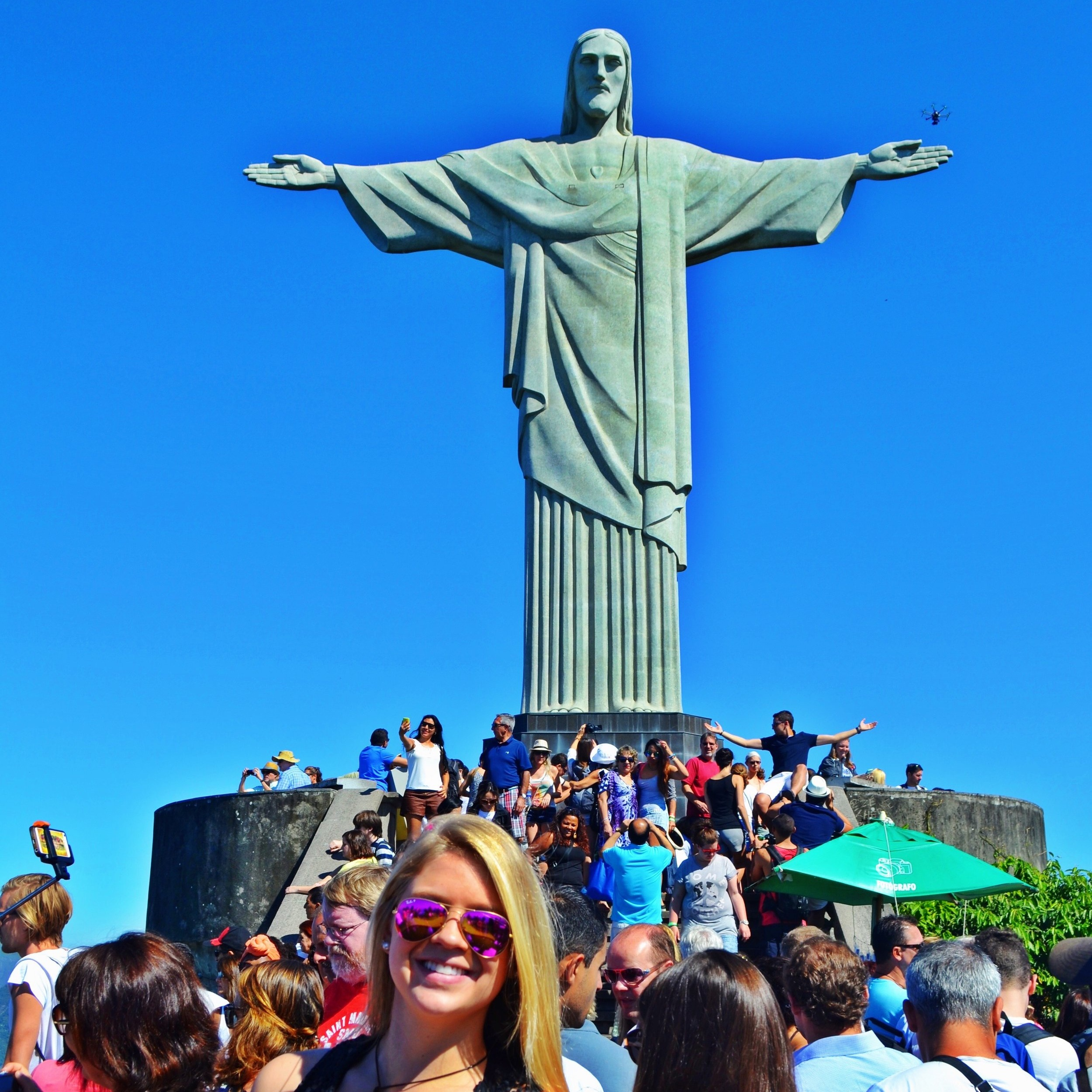Visit Christ the Redeemer -