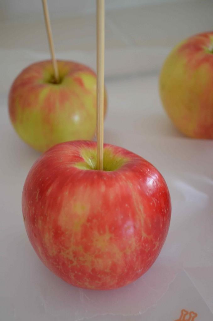 c apples