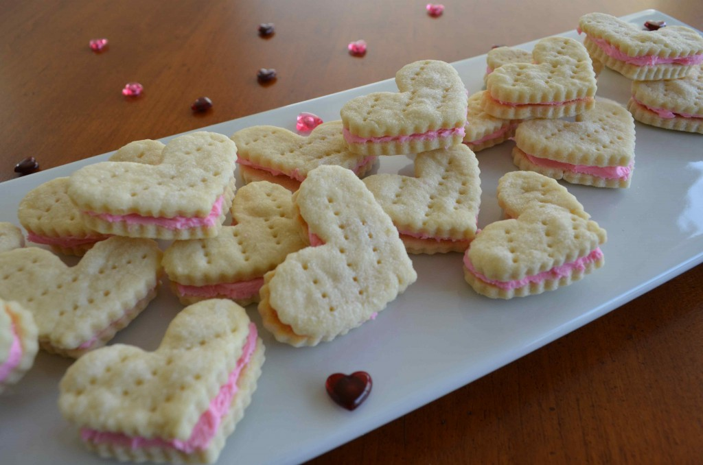 heart sweet cream wafers maria provenzano