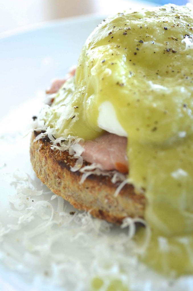 Avocado Hollandaise From Scratch With Maria Provenzano