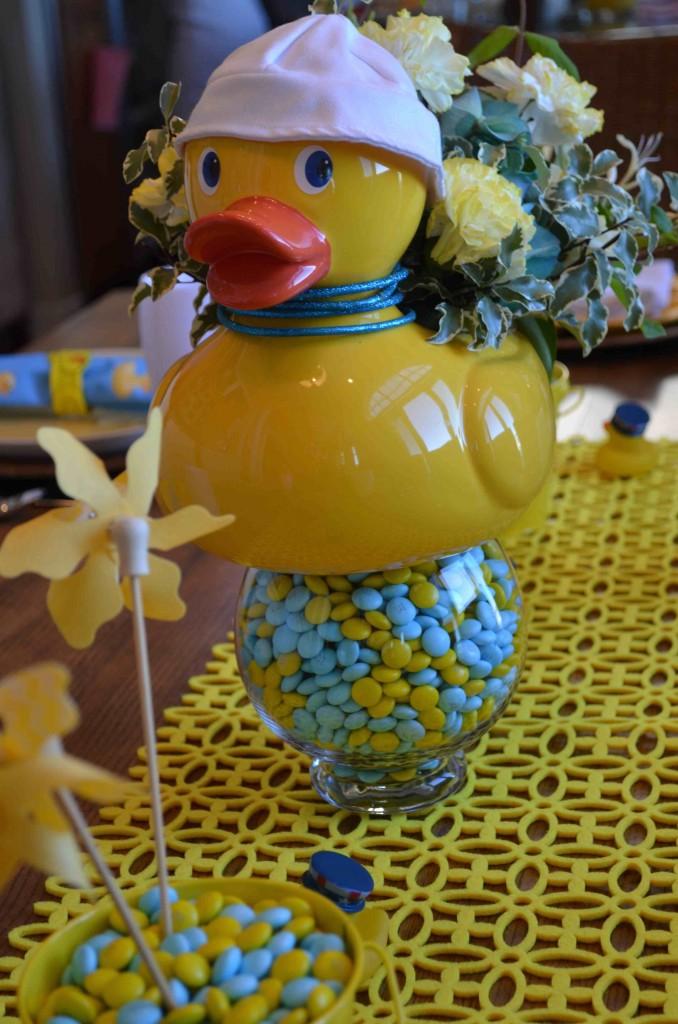 duck race 2014 flowers