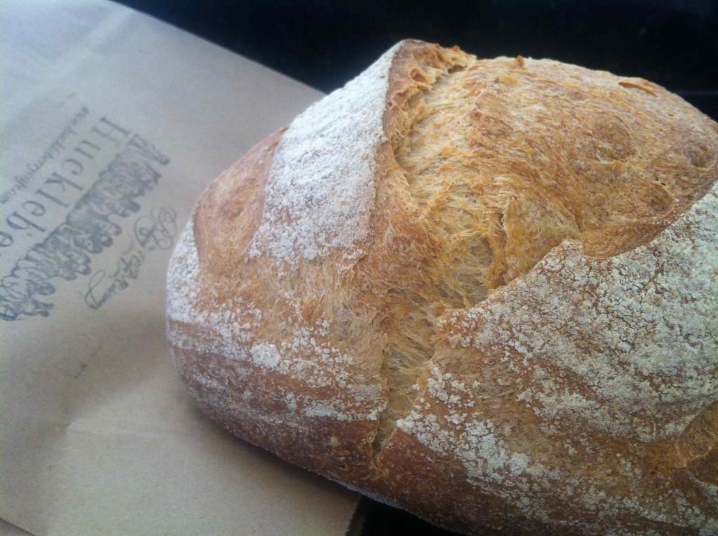 Huckleberry Bread