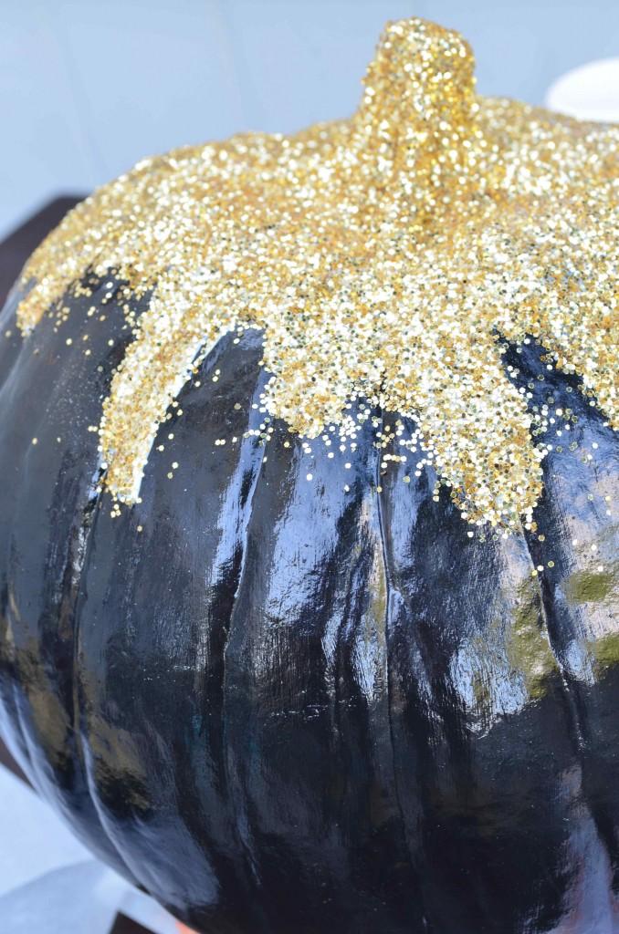 glitter pumpkin 11
