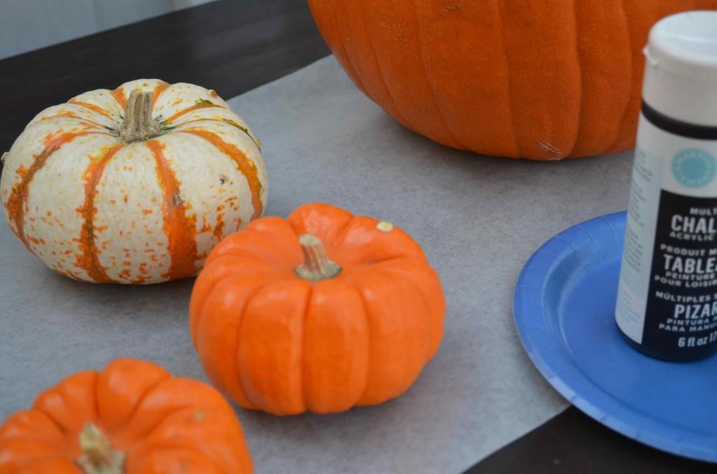 glitter pumpkin 17