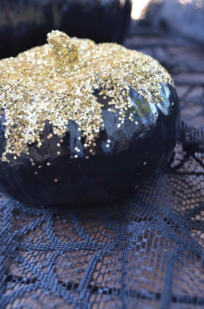 glitter pumpkin 4