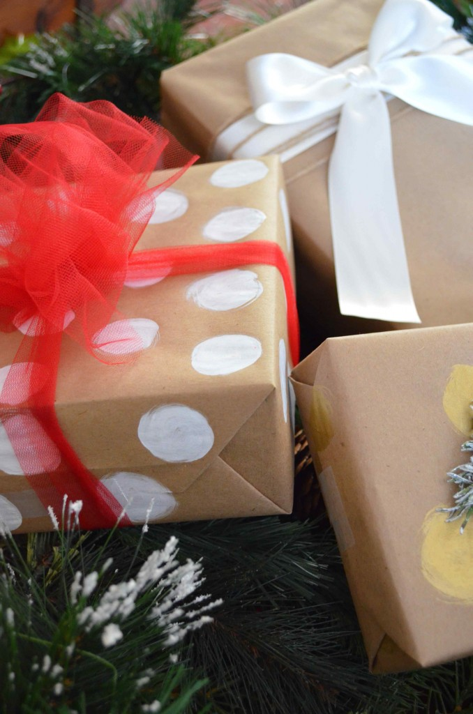 Gift wrapping 14