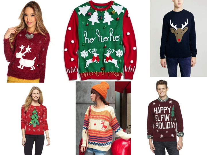 Ugly Sweaters Maria Provenzano