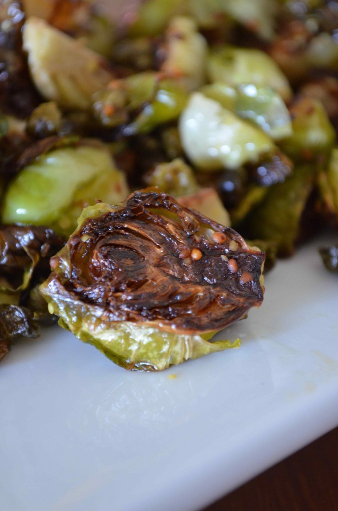 brussels sprouts Maria Provenzano