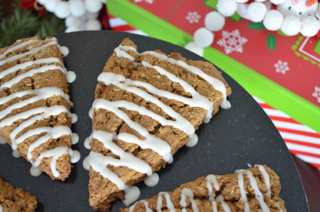 gingerbread scones 6
