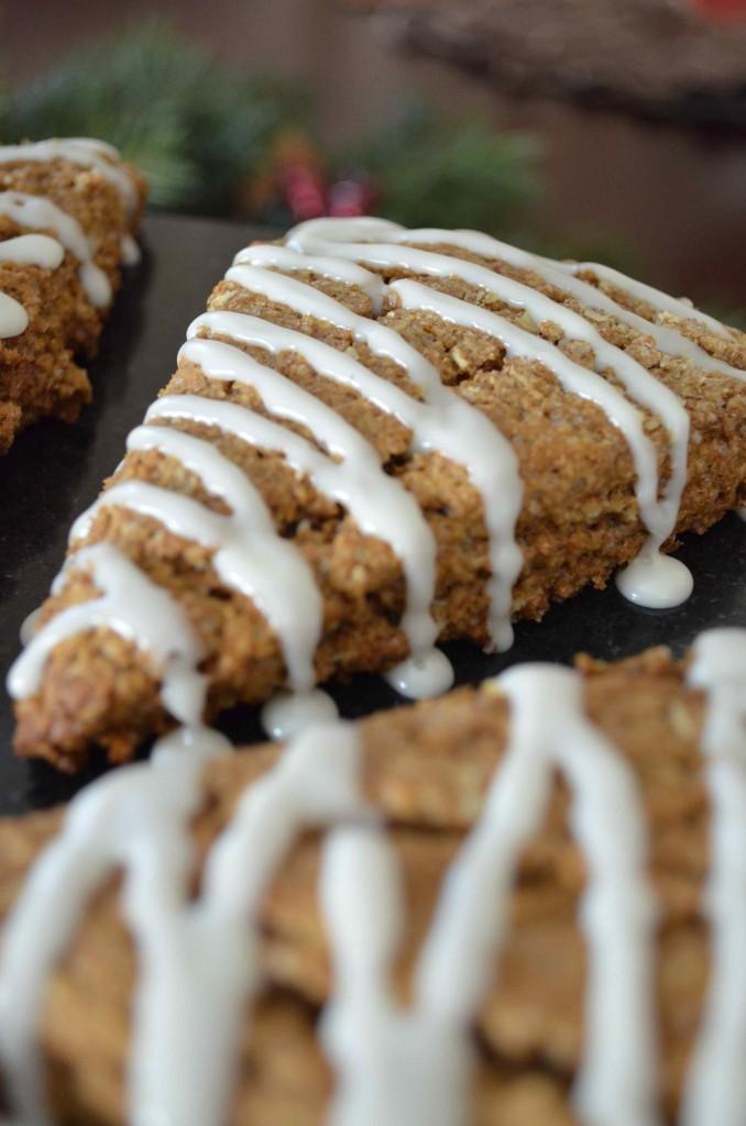 gingerbread scones 8