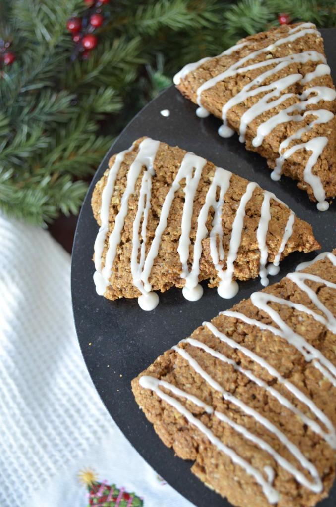 gingerbread scones Maria Provenzano