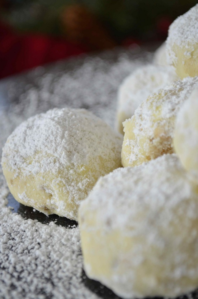 snowball cookies 6