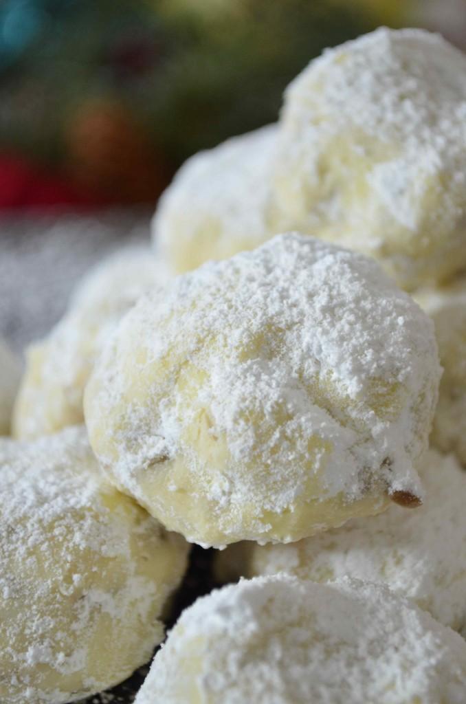 snowball cookies 8
