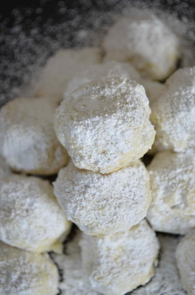 snowball cookies 9