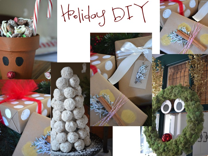 holiday DIY maria provenzano