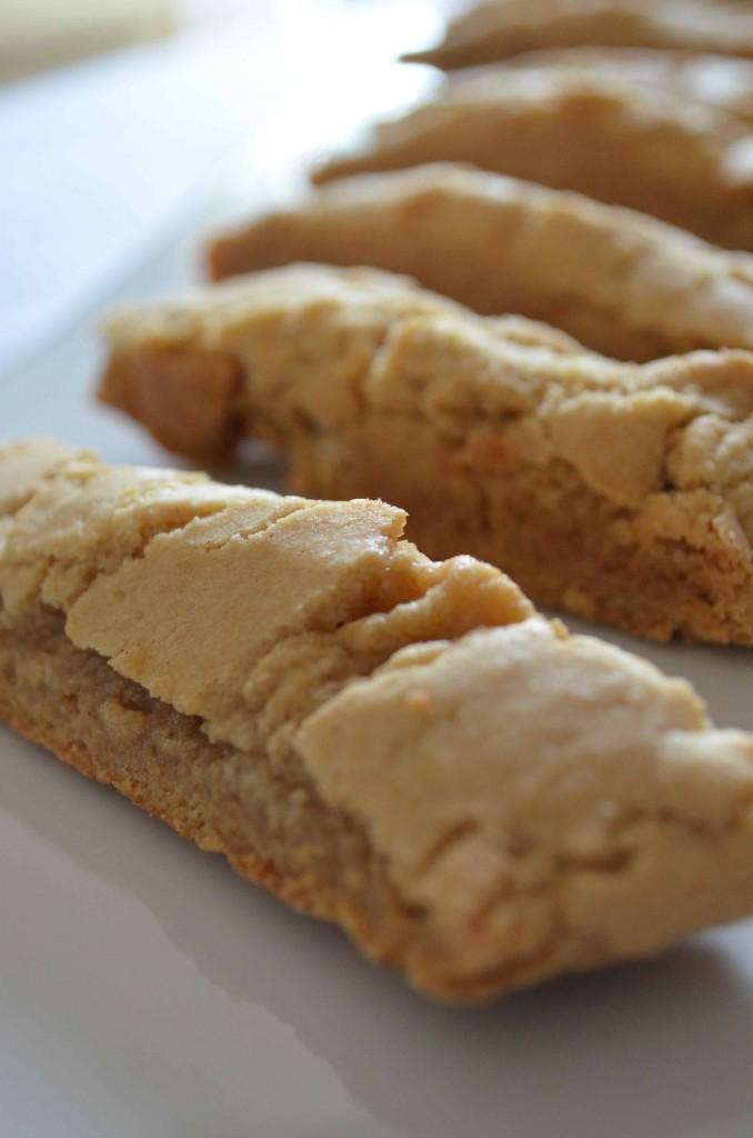 maple biscotti Maria Provenzano