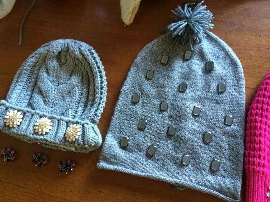 jewel hats