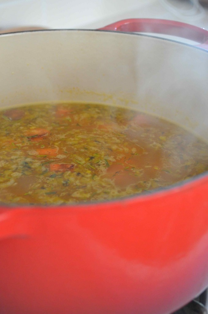 carrot soup 11