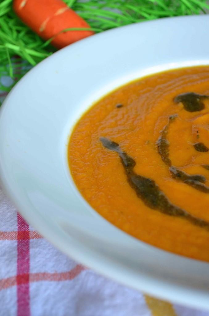carrot soup 3