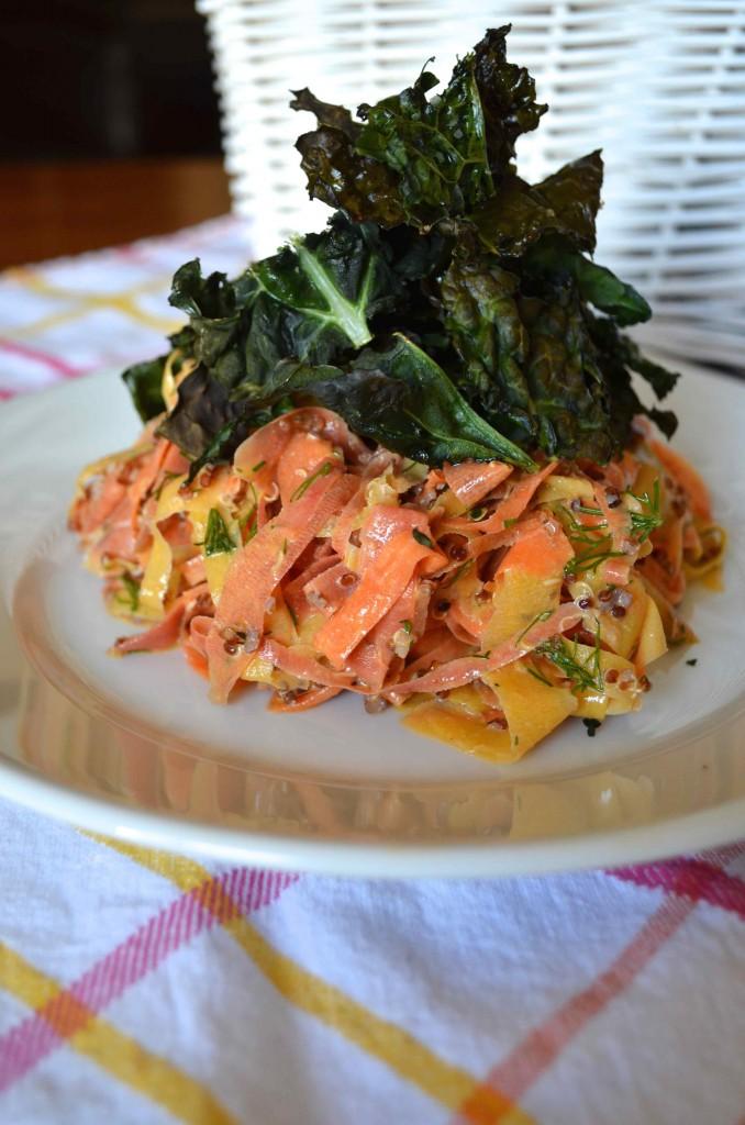 carrot salad 9