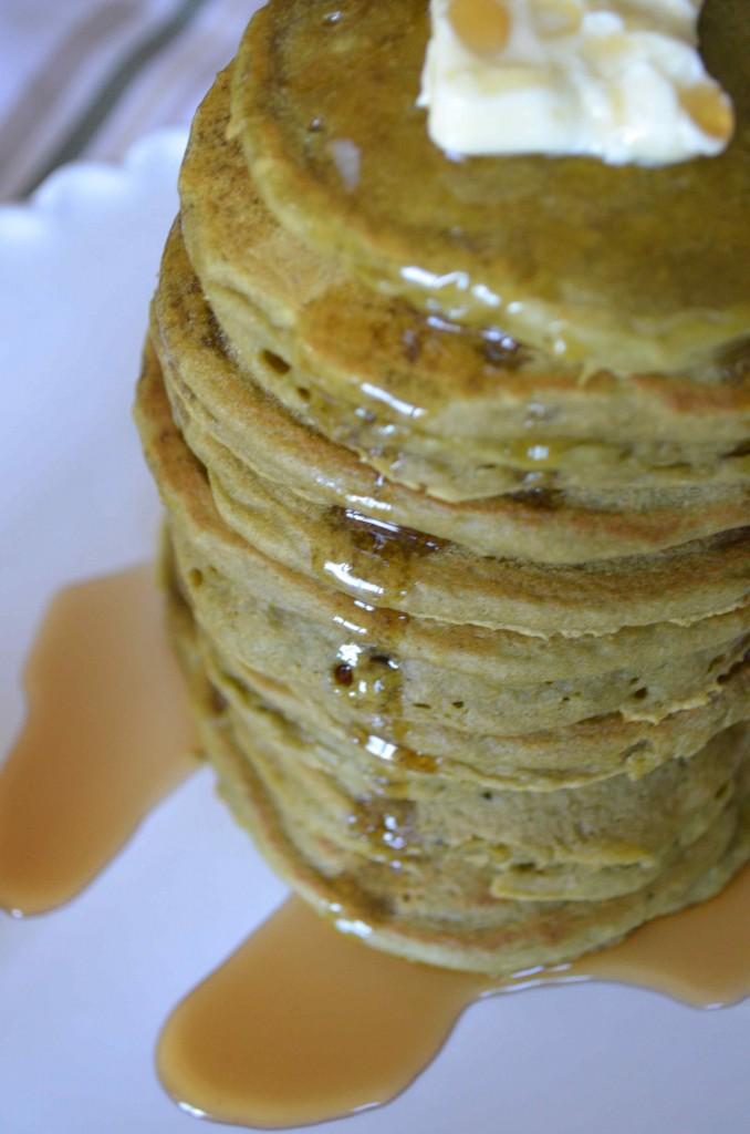 matcha pancake 3